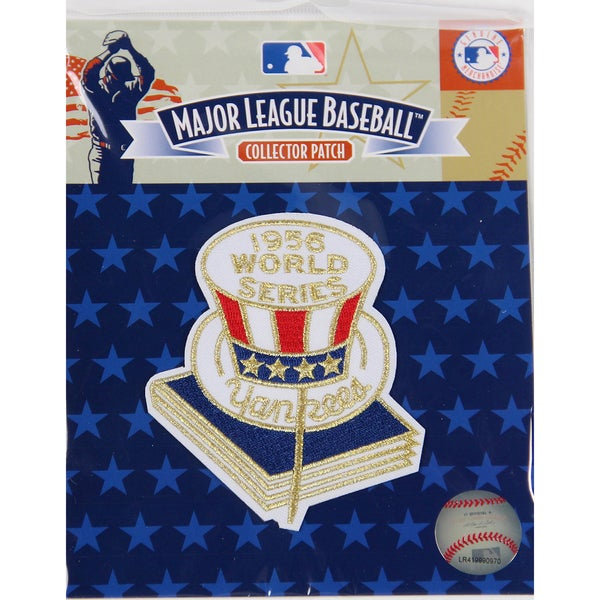 1956 World Series Patch-New York Yankees
