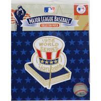 1956 World Series Patch-New York Yankees