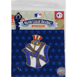 1951 World Series Patch-New York Yankees