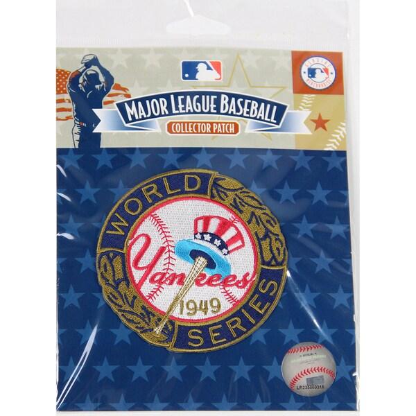 1949 World Series Patch-New York Yankees