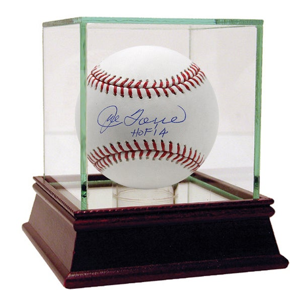"Joe Torre Signed MLB Baseball w/ ""HOF 14"" Insc"