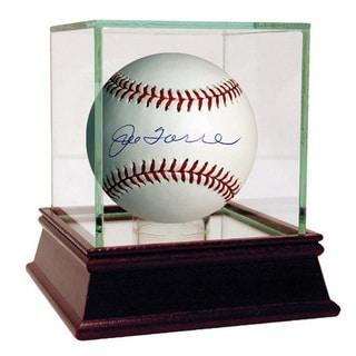 Joe Torre Signed MLB Baseball