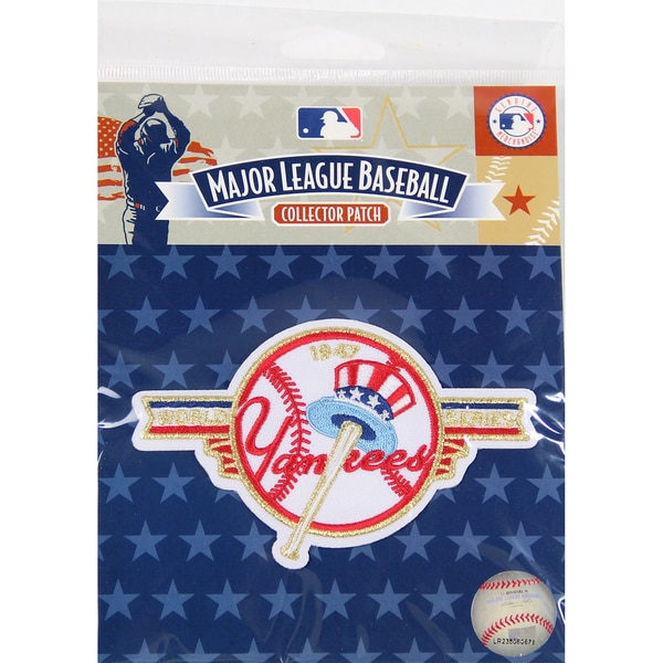 1947 World Series Patch-New York Yankees