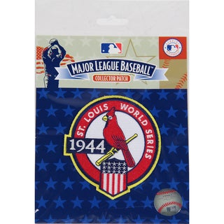 1944 World Series Patch-St. Louis Cardinals