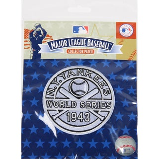 1943 World Series Patch-New York Yankees