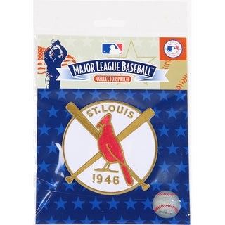 1946 World Series Patch-St. Louis Cardinals