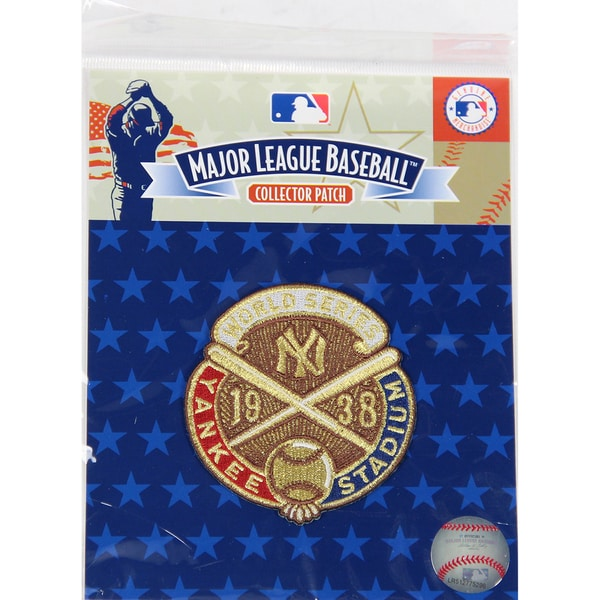 1938 World Series Patch-New York Yankees