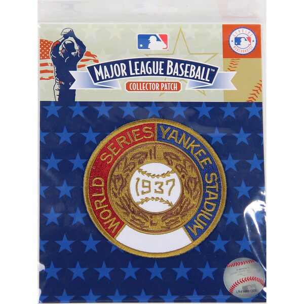 1937 World Series Patch-New York Yankees