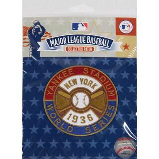 1936 World Series Patch-New York Yankees