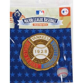 1928 World Series Patch-New York Yankees