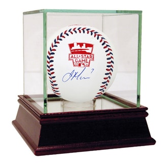 Joe Mauer Signed 2014 All Star Game Baseball ( MLB Auth)