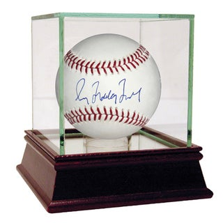 "Greg Maddux Signed MLB Baseball w/ ""Mad Dog"" insc (MLB Auth) (Web Exclusive)"