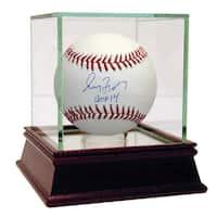 """Greg Maddux Signed MLB Baseball """"HOF 14"""" Insc"""