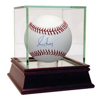 Greg Maddux Signed MLB Baseball