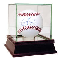 Greg Bird Signed Rawlings MLB Baseball ( MLB Auth)