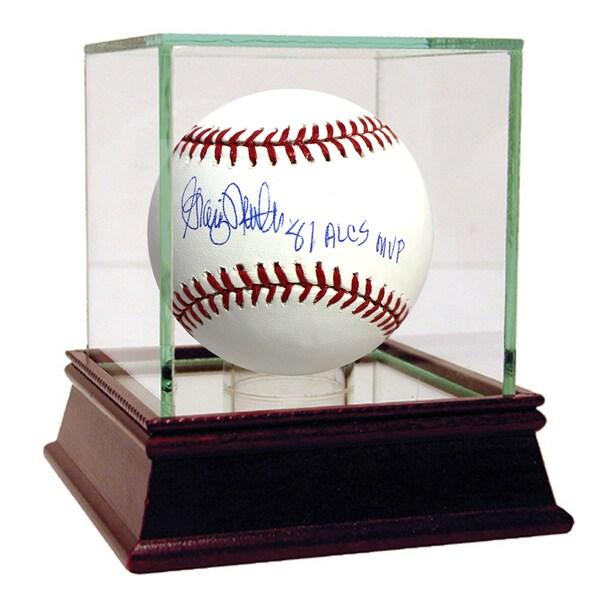 """Graig Nettles Signed MLB Baseball w/ """"81 ALCS MVP"""" insc"""