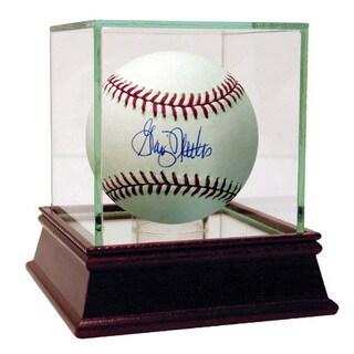 """Graig Nettles MLB Baseball w/ """"77-78 WSC"""" Insc. (MLB Auth)"""