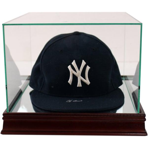 Glass Hat/Cap Display Case (o)