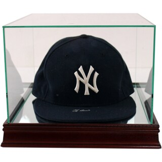 Glass Hat/Cap Display Case (o)
