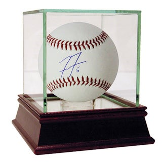 Freddie Freeman Signed MLB Baseball
