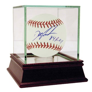 "Dwight Gooden Signed MLB Baseball w/ ""84 ROY"" Insc."