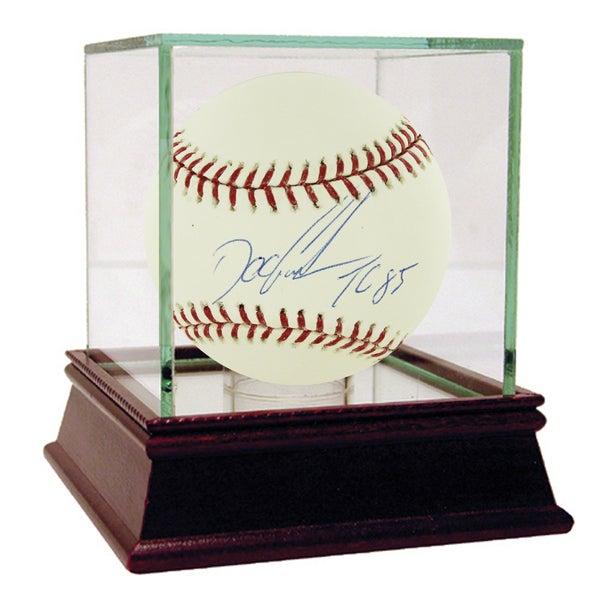 "Dwight Gooden MLB Baseball w/ ""85 TC"" Insc."