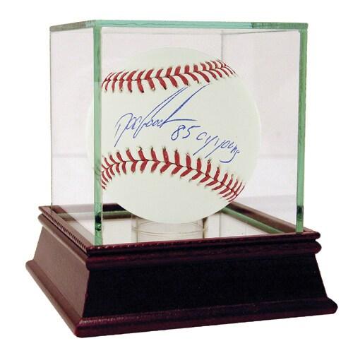 "Dwight Gooden MLB Baseball w/ ""85 Cy Young"" Insc."