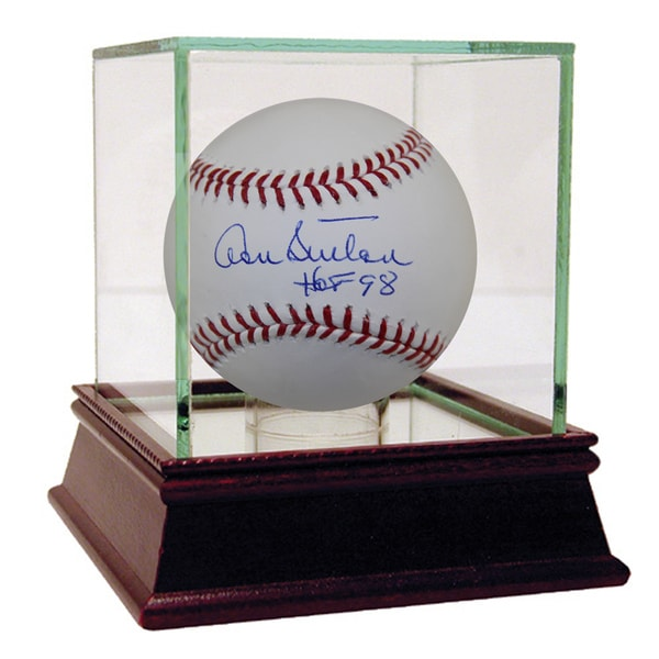 """Don Sutton Autographed Baseball w/ """"1998 HOF"""" Inscription"""