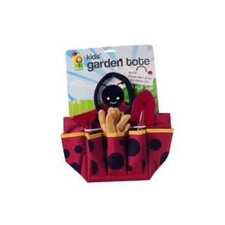 Toysmith Ladybug Garden Tote