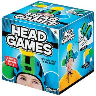 Toysmith Headgames Hook-and-loop Game