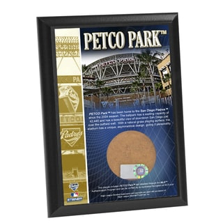 Petco Field 4x6 Dirt Plaque