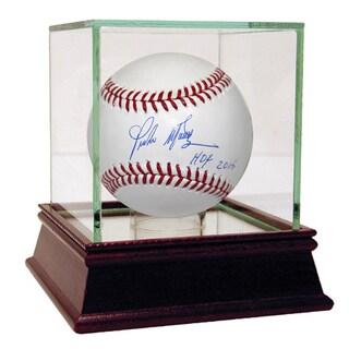 "Pedro Martinez Signed MLB Baseball w/ ""HOF 15"" Insc."