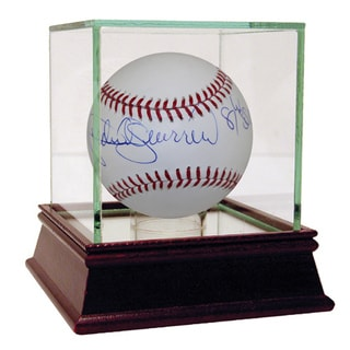 "Pedro Guerrero Autographed Baseball w/ ""WSC"" Inscription"