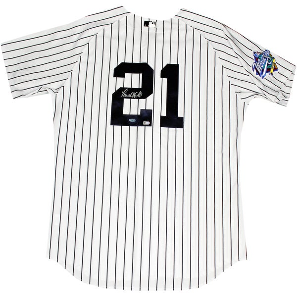 Paul O'Neill Signed New York Yankees Authentic Pinstripe Jersey w/ 1999 Patch