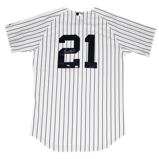 Paul O'Neill Signed Authentic Yankees Home Pinstripe Jersey (MLB Auth)
