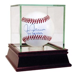 "Chris Chambliss Signed MLB Baseball w/ ""77-78 WSC"" Insc."