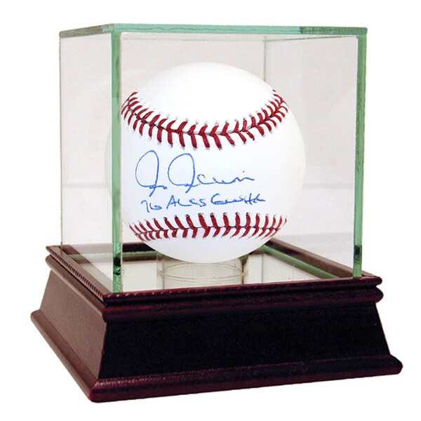 "Chris Chambliss Signed MLB Baseball w/ ""76 ALCS GW HR"" Insc."