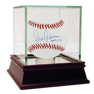 "Ozzie Guillen Signed MLB Baseball w/ ""2005 WSC"" insc"