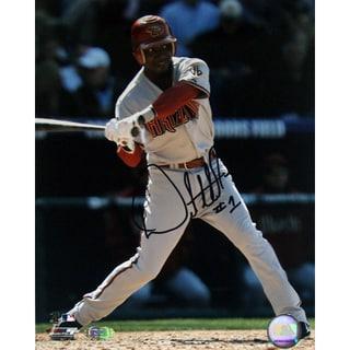 Orlando Hudson Arizona Diamondbacks Batting Vertical 8x10 Photo