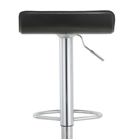 "Modern Adjustable Bar Stools (Set of 2) - 23.5 - 31.5""h"