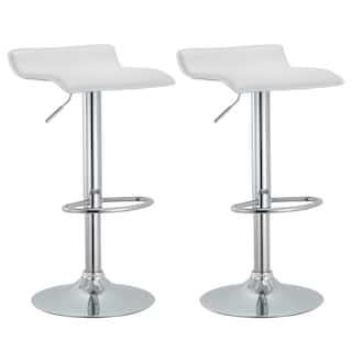 Modern Adjule Barstools Set Of 2