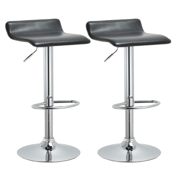 Modern Adjustable Bar Stools Set of 2 Free Shipping  : Modern Adjustable Bar Stools Set of 2 1f2b03f9 63c8 4013 b4f8 cc671499410d600 from www.overstock.com size 600 x 600 jpeg 15kB