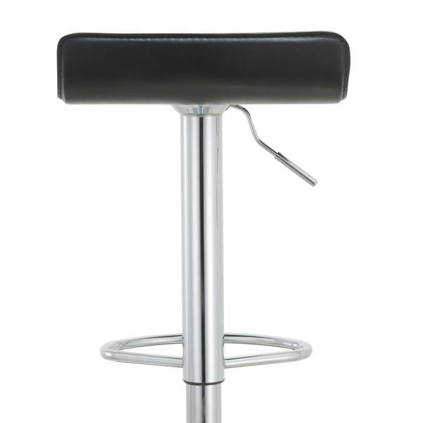 """Modern Adjustable Bar Stools (Set of 2) - 23.5 - 31.5""""h. Opens flyout."""
