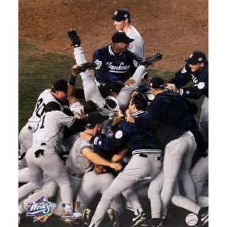 New York Yankees 1998 Celebration 16x20
