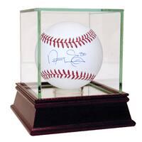 Nathan Eovaldi Signed MLB Baseball