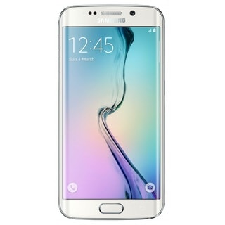 Samsung Galaxy S6 Edge G925A 64GB Unlocked GSM 4G LTE Cell Phone With Retail Packaging - White