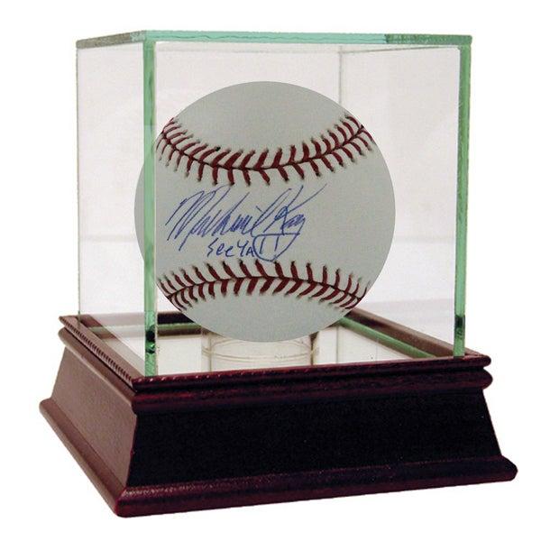 "Michael Kay MLB Baseball w/ ""See Ya!"" Insc."