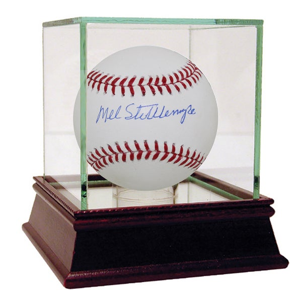 Mel Stottlemyre Signed MLB Baseball