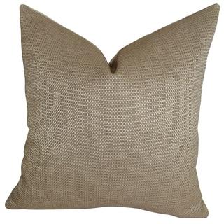 Plutus Mastria Handmade Double-sided Throw Pillow