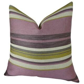 Plutus Berry Crush Handmade Throw Pillow